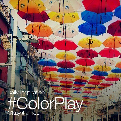 #colorplay popular hashtag