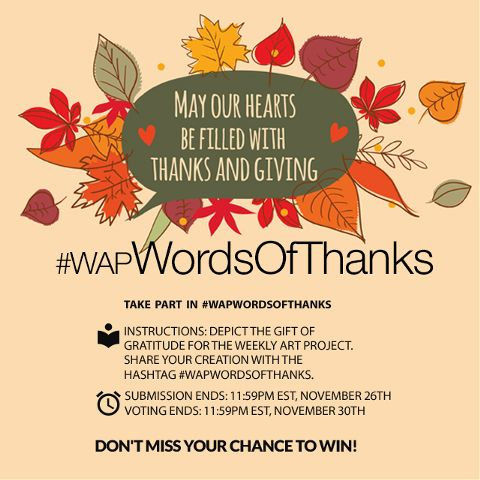 contest editing wordsofthanks thanksgiving