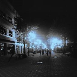 siauliai night lithuania