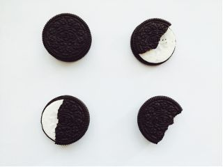 oreo delicious interesting art photography