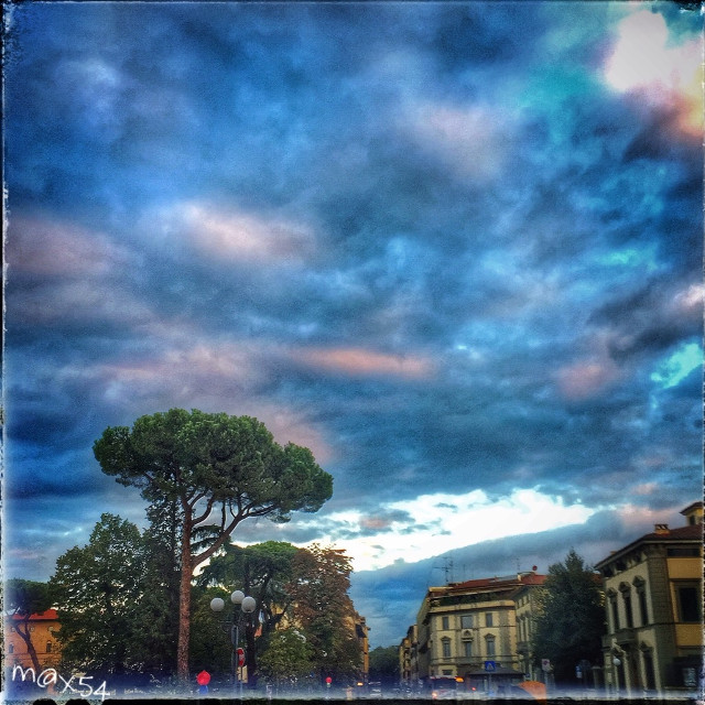 #clouds #colorful #firenze #florence