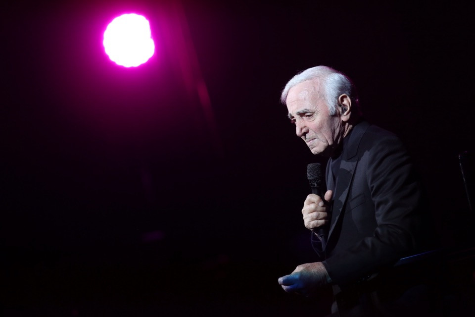 #freetoedit  #portrait  #charlesaznavour  #aznavour   #charles  #singer  #french  #photography