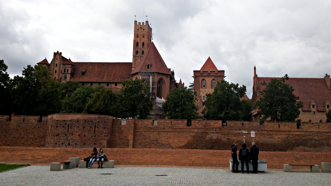 #poland  #hdr #castle