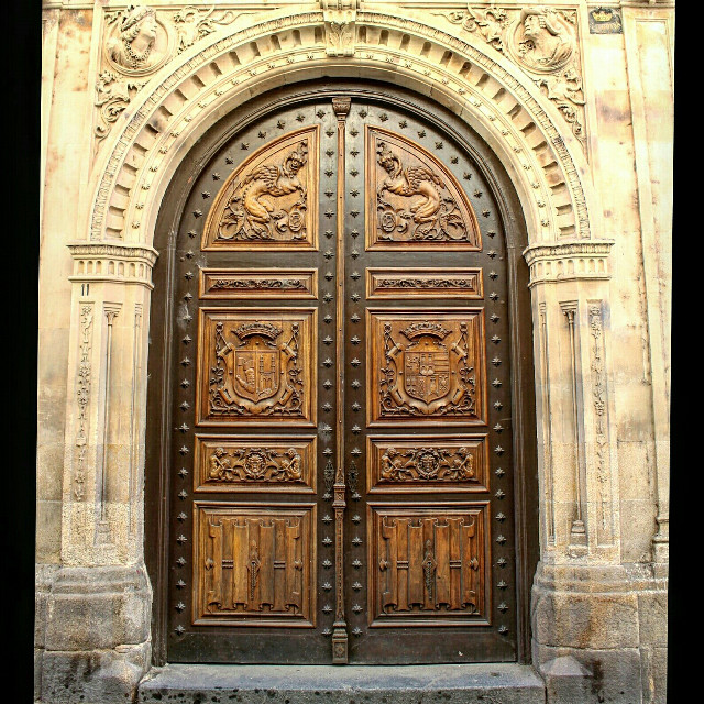 Antigua diputación de Zamora #zamora #españa #canon #photography #cute #emotions  #architecture #cities #ciudad