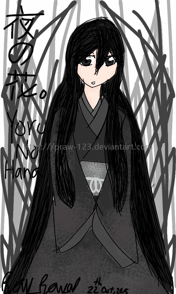 Yoruno Hana-chan~~~! :D #OC #Bleach