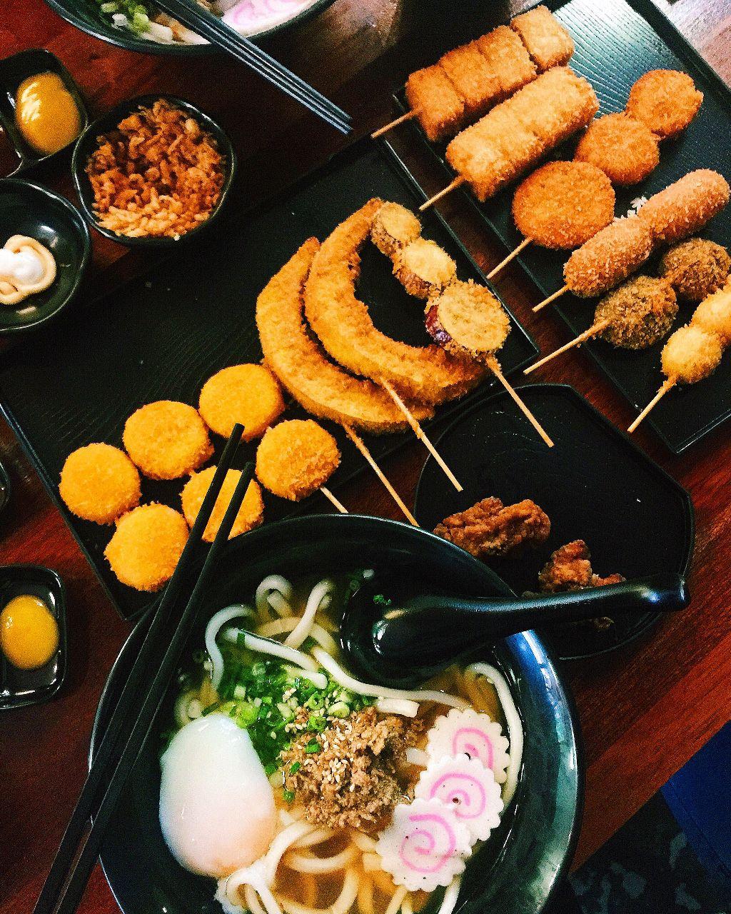 #udon #snacks #fried #seafood #vegetables #foods #foodlover