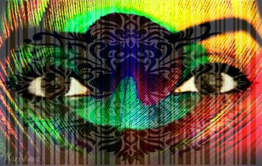 colorplay colorsplash colorful cute eyes