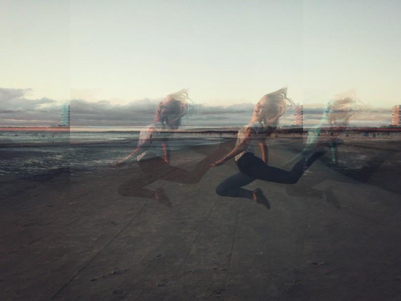 #summer #sea #flight