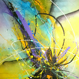 art painting abstract artwork artist