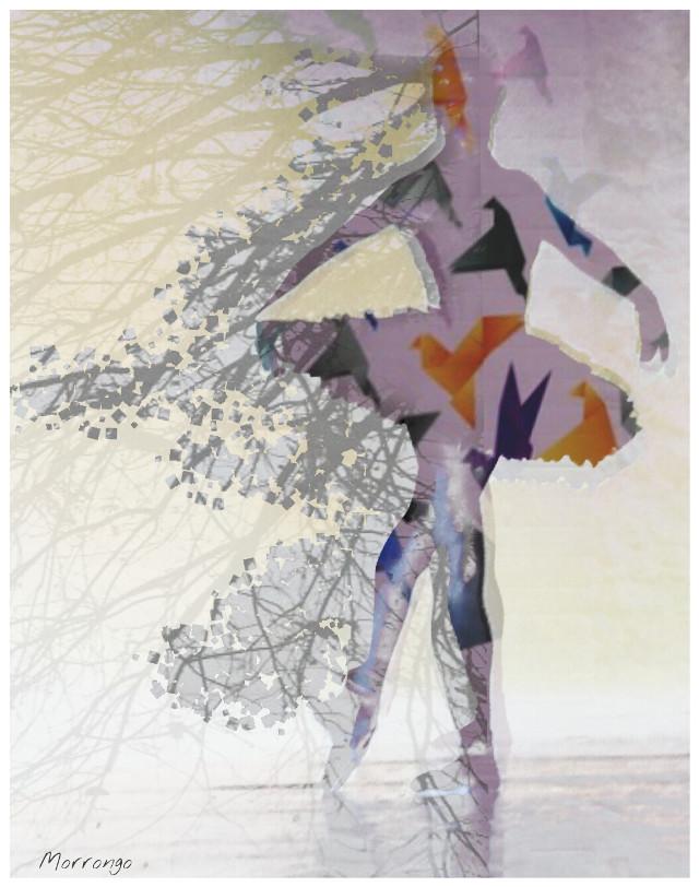 #surreal #fantasy #artistic #freetoedit #pencilart #abstract