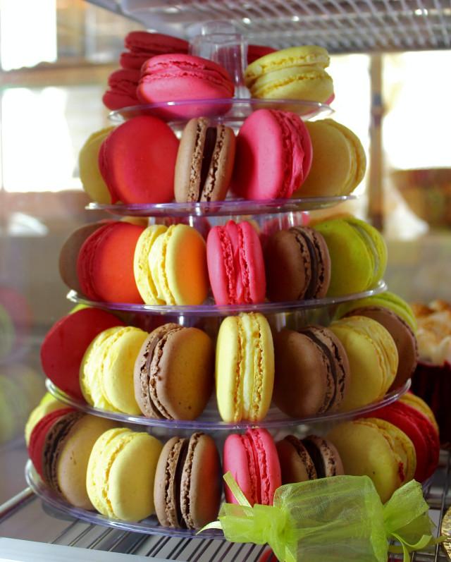 #bakery #meringue #France #macaroons #photography #sweet #colorful #cake #Pink #food #Europe #travel #emotions #vintage