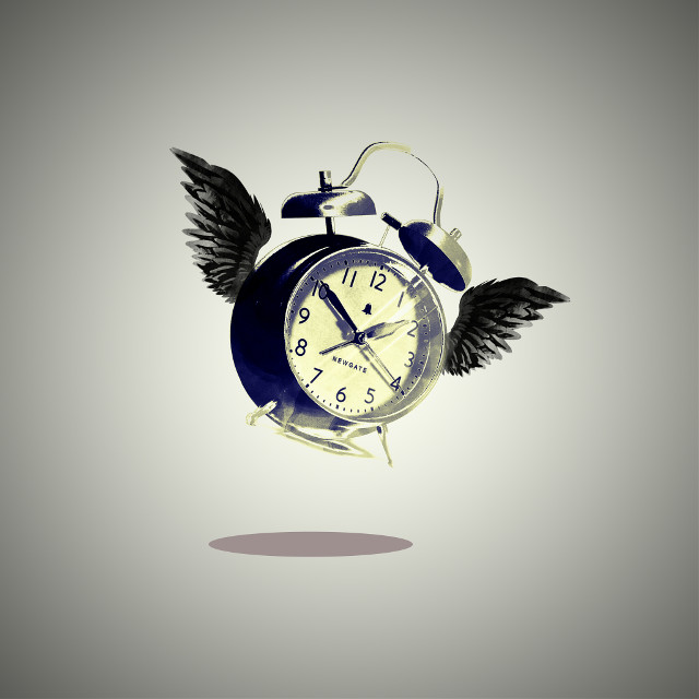 Time flies with #wapwings #time  #wings   #clock