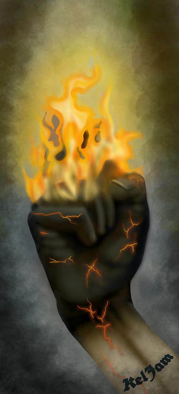 #wdphands #FreeToEdit #fire #colorsplash #fist #firepunch #remixit