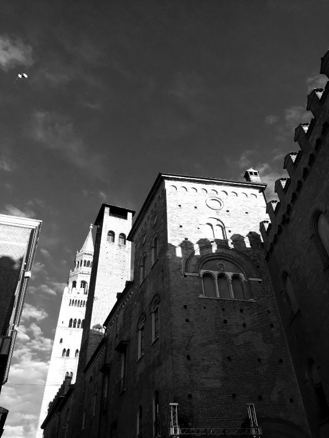 #italy #cremona #architecture #architettura #walls #muri #castello #castel