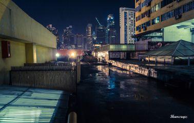 singapore skyscraper architecture street landscape