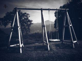 memories vintageivory art black loneliness