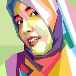wpap colorful birthday photography popart