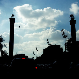 photography Libya Tripoli sky