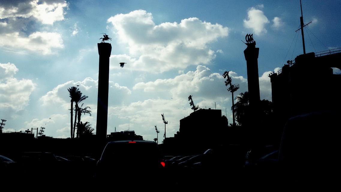 #photography  #Libya #Tripoli  #sky   #ميدان_الشهداء