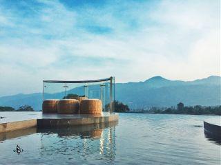 blue sky indonesia travel enjoy