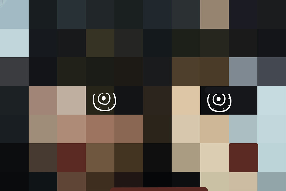 #pixelize #dailyinspiration #face