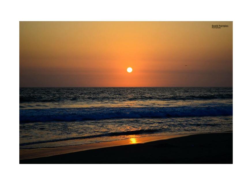 #travel#paisaje#sunset#beach
