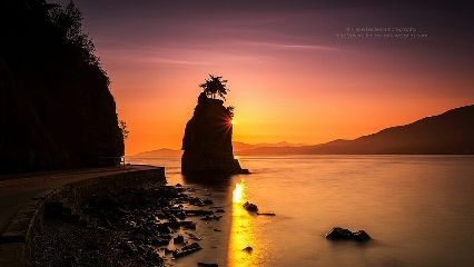 photography travel vancouver sunset pierreleclercphotography
