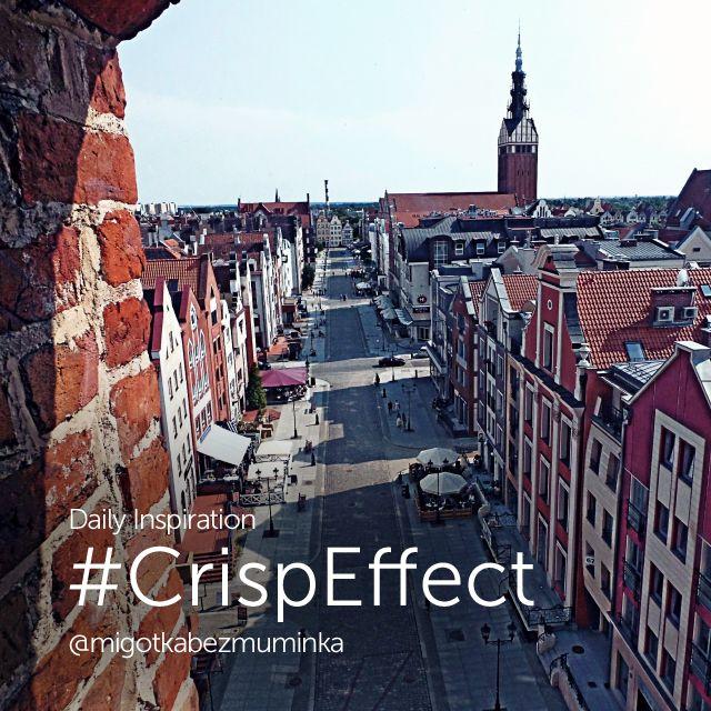 crisp effect trending hashtag