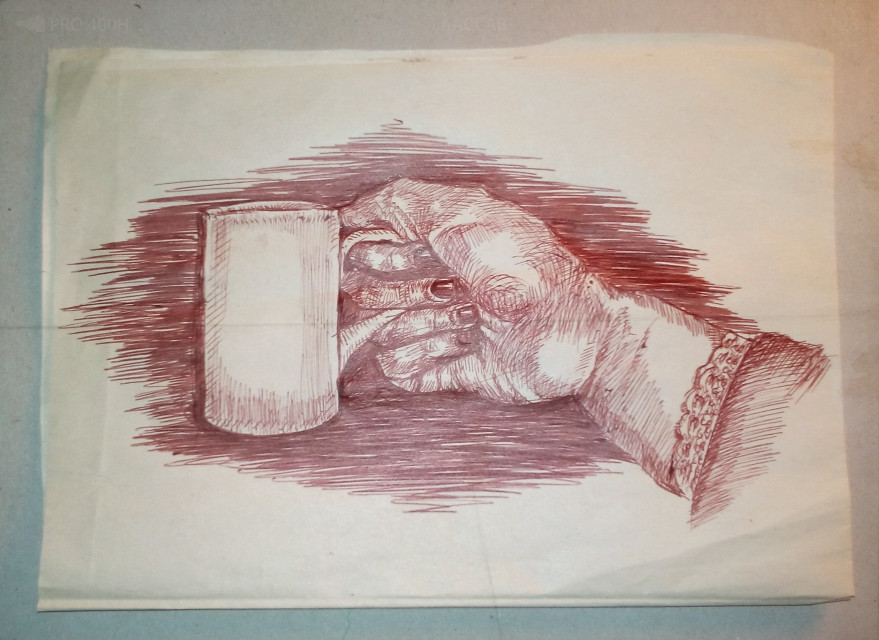 Today's sketch #handsketch #ink #drawing #hand #art