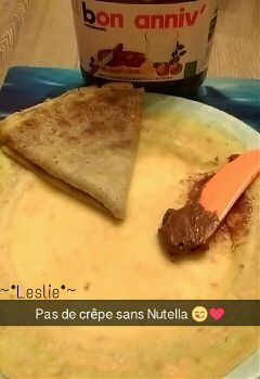 food france nutella miam chocolat