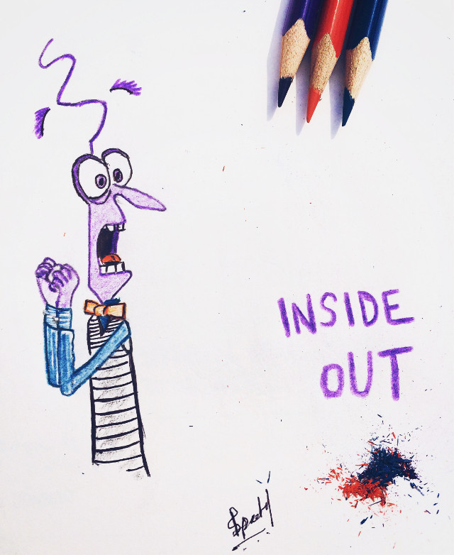 Inside out😊😁