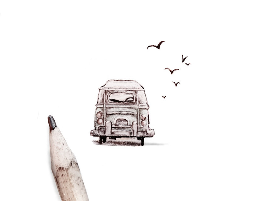 ⭐️❤️✏️🎨🌙 #madewithpicsart  #instagram #white #drawing #minimalism #minimalist #car #vintage #pencil #sepia #micro #miniature #mini #doodle