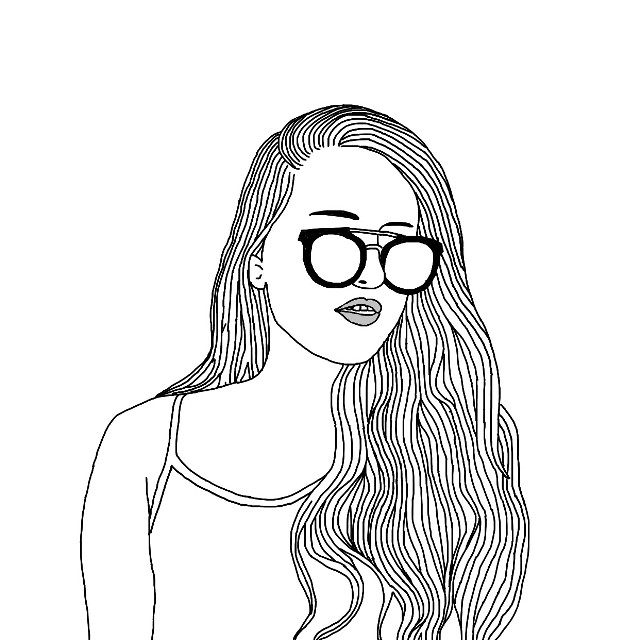 Drawing #art #drawing #draw #sunglasses #doodle