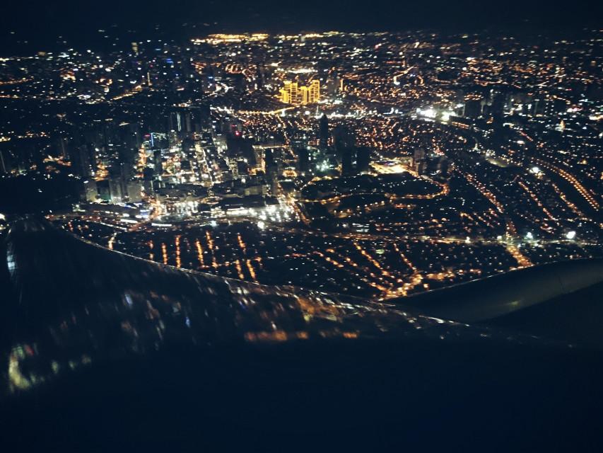 #citylights #photography #qatar #doha  #viewfromabove