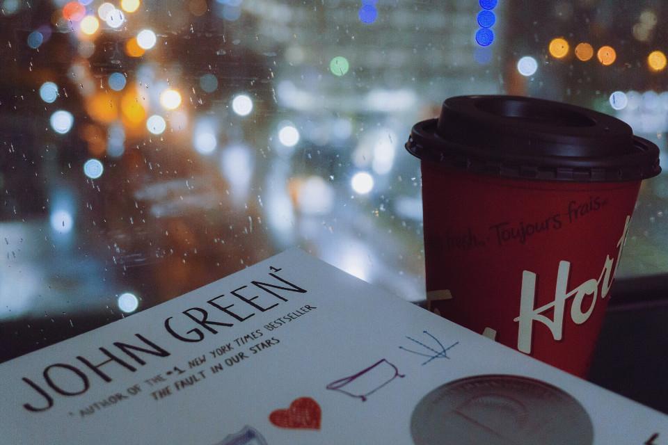 Abundance  #citylights #johngreen #windowview #coffeetime #bookworm #dailyinspirations  #dots