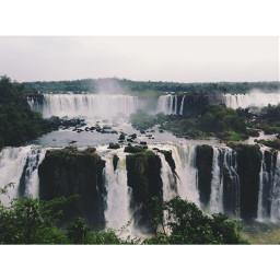 brazil falls interesting beautiful travel