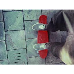 skate me red formal music