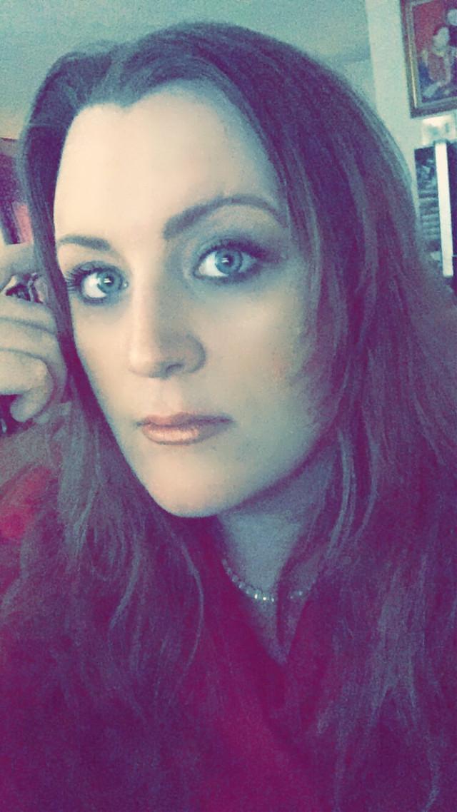 #makeup after my #jobinterview #bohochic