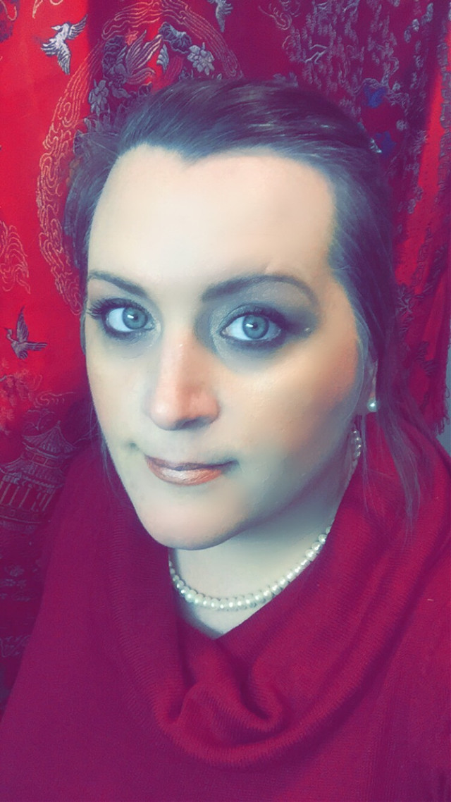 My #makeup for my #jobinterview at #victoriassecret #bohochic