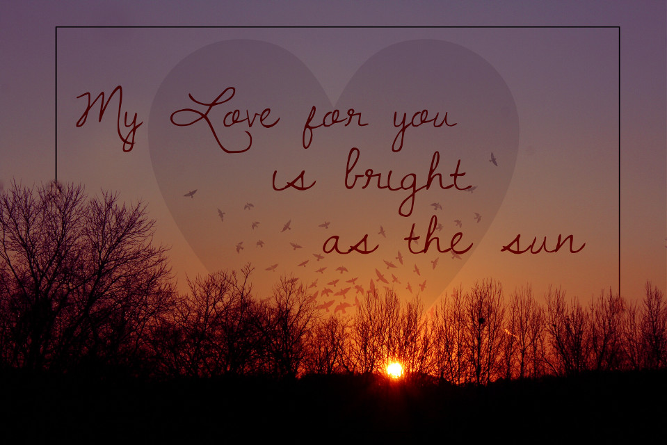 #lovequotes #edited #colors #love #heart #quotesandsayings