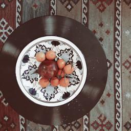 carpet mandarin orange pomegranate playwithyourfood