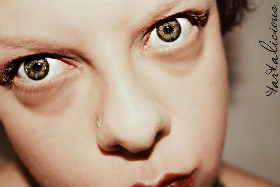#eyes #me #madewithpicsart #people #picsart