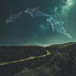 constellations clipart madewithpicsart freetoedit