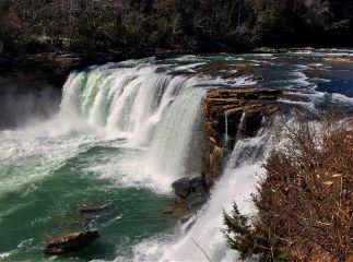 waterfall naturephotography trees