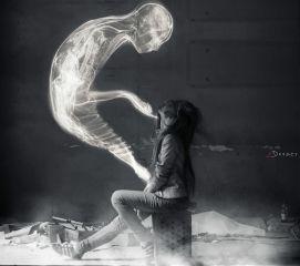 darkart wppspooky artisticselfie emotions waphauntedhouse