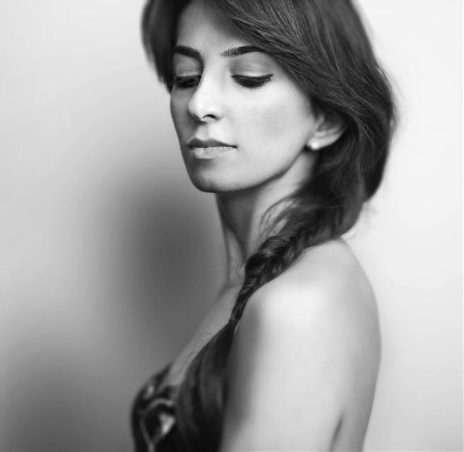 #FreeToEdit #portrait #bw #beauty #studio #softlight #grig15