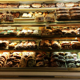 pastries yum