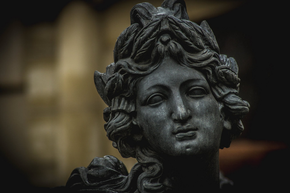 I've been up to some street photography lately.  Sort of a new bag for me.  Bacchus #statue #fountain  #kansascity  #plaza #city #urban #street  #streetphotography  #old #weathered  #texture  #sculpture  #classical  ## #myth #pretty #photography  #artistic