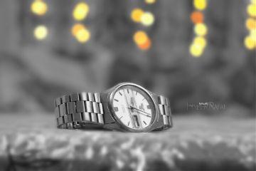 bokeh colorsplash closeup watch lights