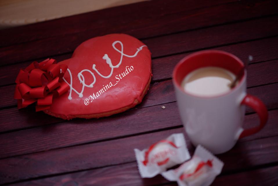 Valentine day's tea 😉 good morning, people! #happy #VD #tea #milk #photographer #nikond800